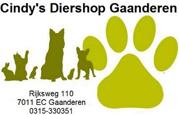 Cindy's Diershop Gaanderen